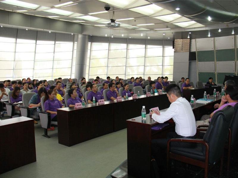 南开大学金融硕士上课图片
